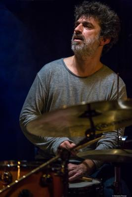 Daniel García Bruno (2017) in Jimmy Glass Jazz Club. Valencia.
