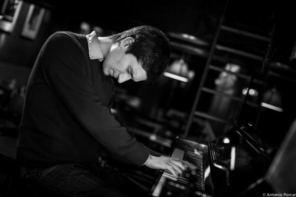 Ricardo Curto (2015) in Jimmy Glass Jazz Club. Valencia.