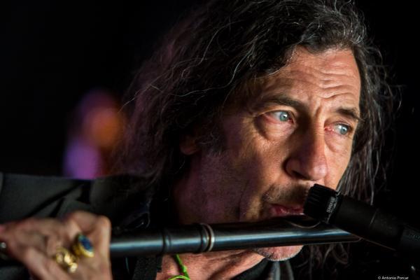 Jorge Pardo in Getxo Jazz 2016