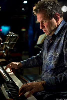 Bruce Barth (2015) in Jimmy Glass Jazz Club. Valencia