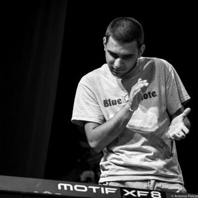 Beka Gochiashvili in Getxo Jazz 2015