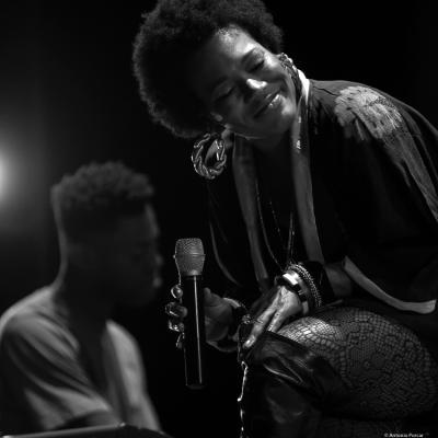 China Moses at JazzPalencia Festival 2017