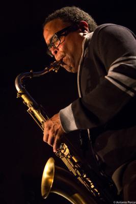 Jean Toussaint in Jazz Tarder 2015