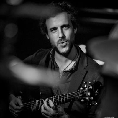 Gilad Hekselman (2016) in Jimmy Glass Jazz Club. Valencia.