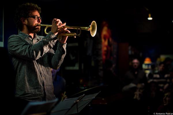 Voro Garcia (2015) en Jimmy Glass Jazz Club. Valencia.