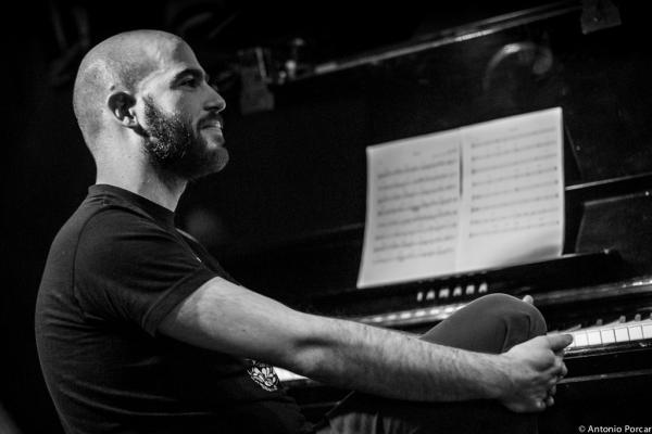 Xan Campos Rial. Jimmy Glass Jazz Club 2015