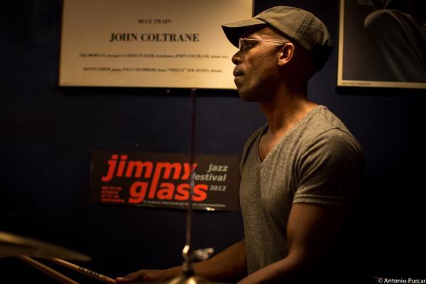 Rudy Royston drums 2