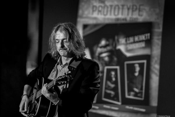 Miquel Casany in Festival de Jazz de Peñíscola 2016