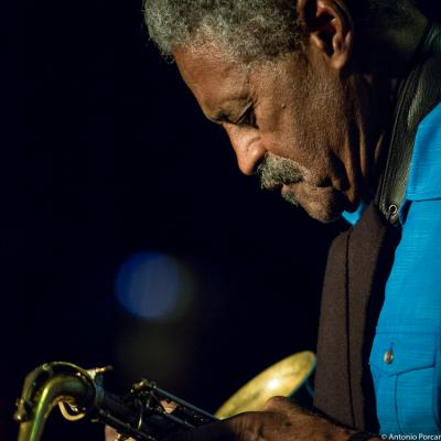 Charles McPherson (2015) in Jimmy Glass Jazz Club. Valencia.