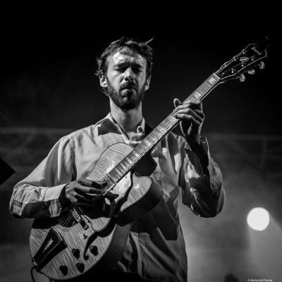 Wilfried Wilde at Getxo Jazz 2016
