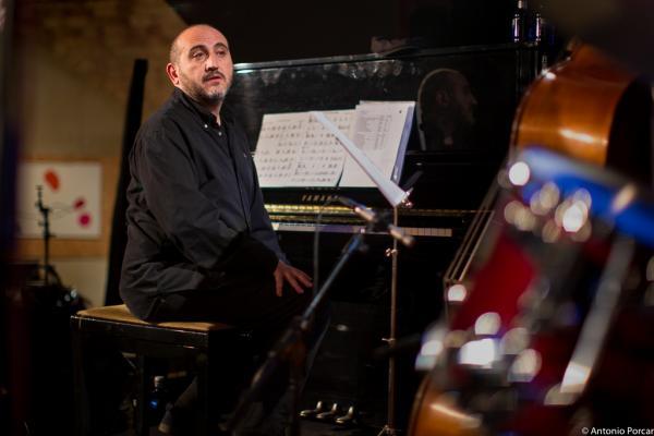 Xavier Monge in Jazz Tardor 2015.