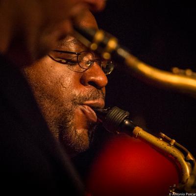 Darius Jones (2014) en Jimmy Glass Jazz Club de Valencia