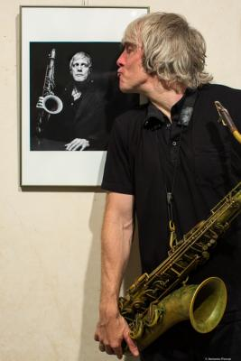 Grant Stewart  in Festival de Jazz de Peñíscola 2016