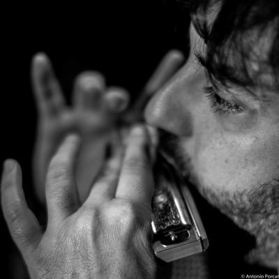 Antonio Serrano (2016) en Jimmy Glass Jazz Club. Valencia