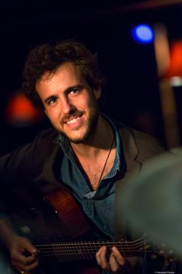 Gilad Hekselman (2016) in Jimmy Glass Jazz Club. Valencia.