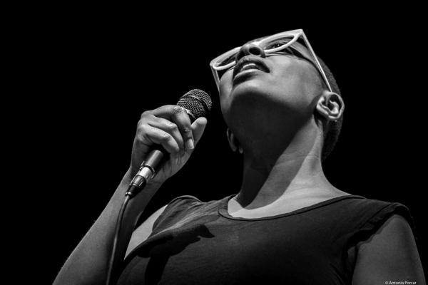 Cecile McLorin Salvant in Festival de Jazz de Peñíscola 2016