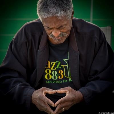 Charles McPherson (2015) in Jimmy Glass Jazz Club. Valencia. Love Walked in