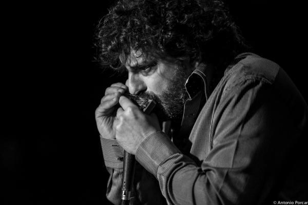 Antonio Serrano (2015) en Jimmy Glass Jazz Club. Valencia