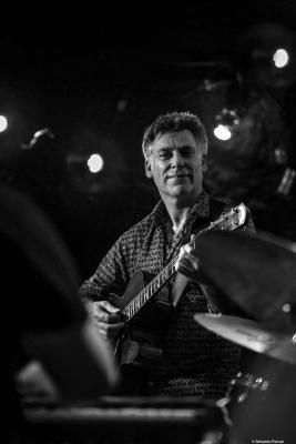 Peter Bernstein (2017) at Piwnica Pod Baranami. Krakow.