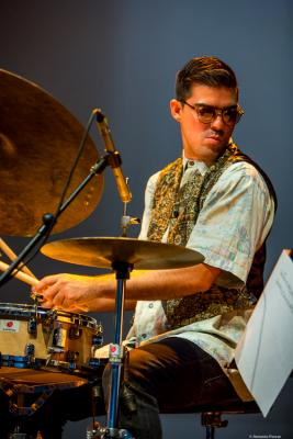 Michael Olivera in Jazz Eñe 2016
