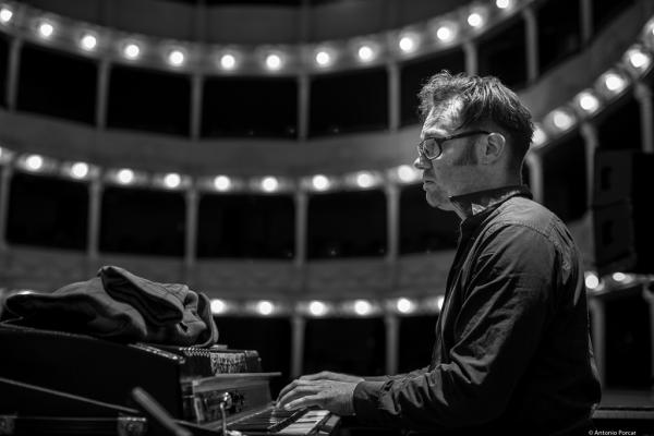 Gareth Williams in III Jazz Palencia Festival