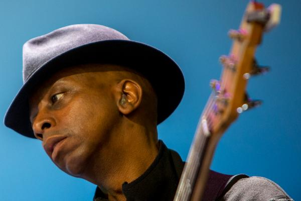 Michael Mondesir in III Jazz Palencia Festival