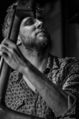 Florent Nisse (2017) at Jimmy Glass Jazz Club. Valencia