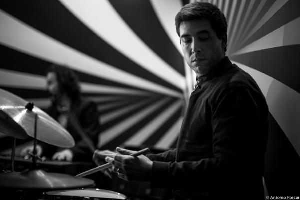 Xavi Hinojosa (2015) en Avui Jazz de Vila-real