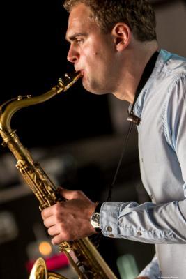 Tomasz Wendt in Getxo Jazz 2016