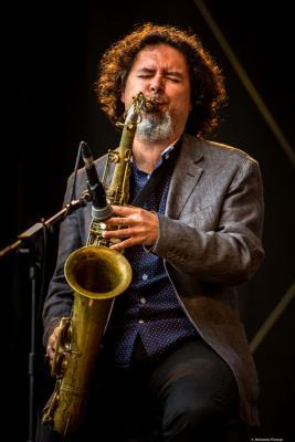 Kiko Berenguer  in Getxo Jazz 2016