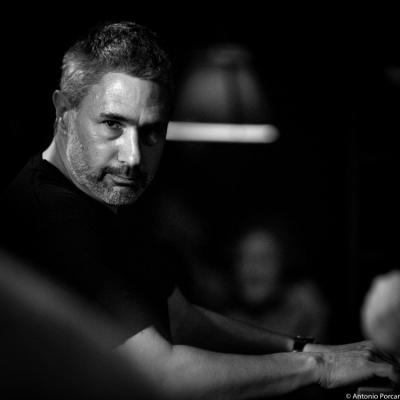 Jean-Michel Pilc (2015) in Jimmy Glass. Valencia