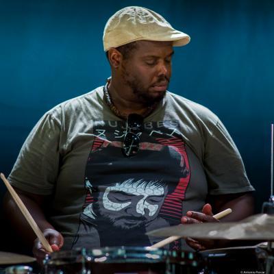 Johnathan Blake (2016) in Festival de Jazz de Peñíscola.