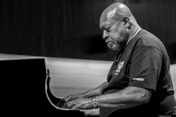 Kenny Barron at Festival de Jazz de Peñíscola 2016