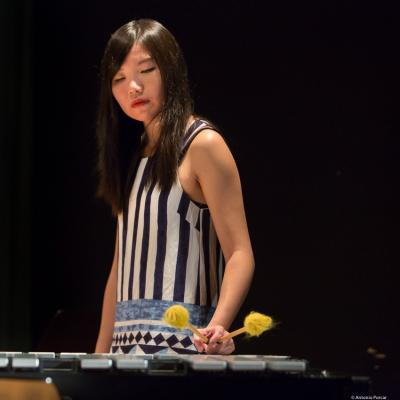 Yuhan Su (2017) at Casa de la Música de l'Alcora.