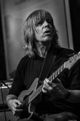 Mike Stern (2017) at Piwnica pod Baranami (Krakow)