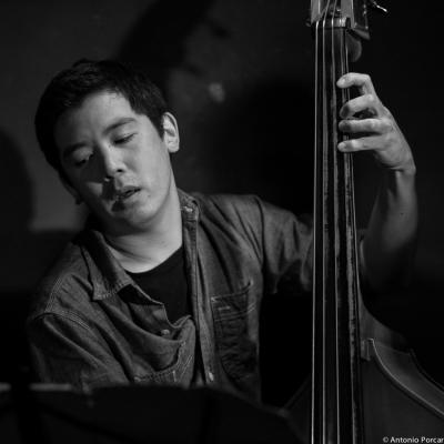 Gary Wang 2014 (Jerome Sabbagh Quartet)