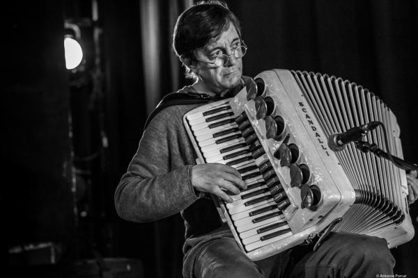 Javier Colina (2016) in III Jazz Palencia Festival