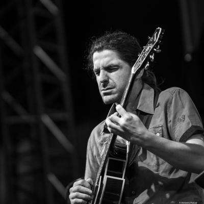 Francesco Colombo in Getxo Jazz 2016