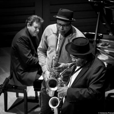 Bruce Barth, Jean Toussaint and Bobby Watson