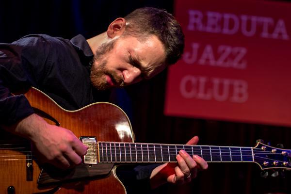 Libor Šmoldas in Reduta Jazz Club. Prague (2016)