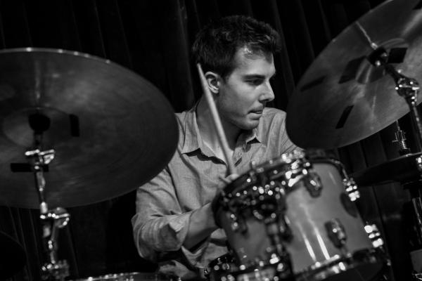 Vaclav Palka (2016) in Reduta Jazz Club. Prague.