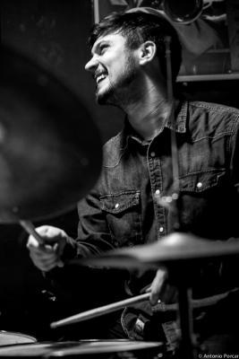 Iago Fernández (2015) en Jimmy Glass Jazz Club. Valencia.