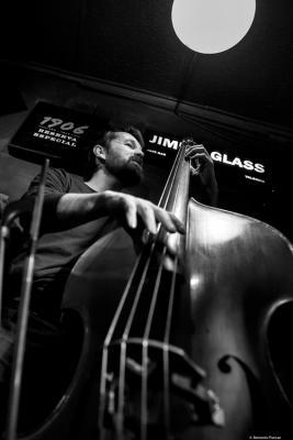 Pablo Martín Caminero (2017) in Jimmy Glass Jazz Club. Valencia