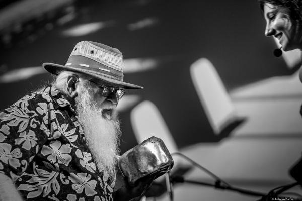 Hermeto Pascoal in Getxo Jazz 2016