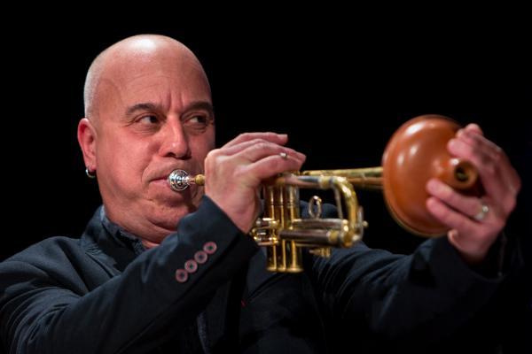 Steven Bernstein in Jazzinec 2016. Trutnov