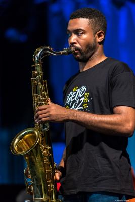 Anthony Ware in Getxo Jazz 2016