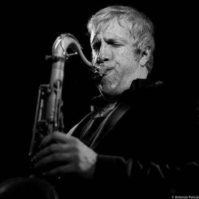 Grant Stewart (2015) en Jimmy Glass Jazz Club de Valencia
