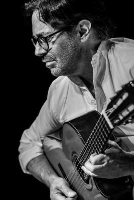 Al Di Meola in Jazzinec 2016. Trutnov.