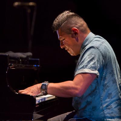Benito Gonzalez (2015) in Jazzaldia. Teatro Victoria Eugenia.