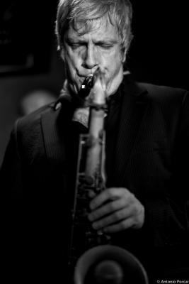 Grant Stewart (2015) en Jimmy Glass Jazz Club de Valencia